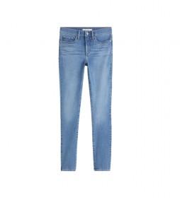 Jeans 311 Shaping Skinny Slate Will azul claro