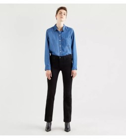 Jeans 314 Shaping Straight negro