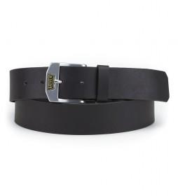 Cinturón de piel New Legend negro