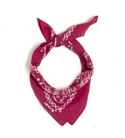 Pañuelo Paisley Bandana rojo