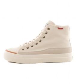 Zapatillas Square High S blanco