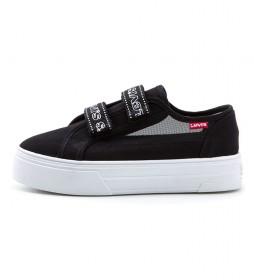 Zapatillas Tijuana Velcro negro