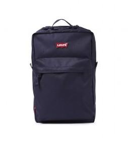 Mochila Updated Levi's L Pack Standard Issue marino -41x26x13cm-