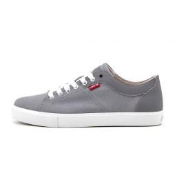 Zapatillas Woodward gris