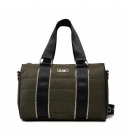 Bolso TF1173 verde-31x21,5x12cm-