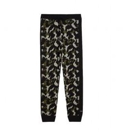 Pantalones Camuflaje verde