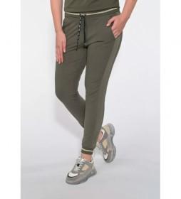 Pantalones TF1070 verde