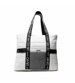 Bolso TF1172 blanco -49x36,5x9,5cm-