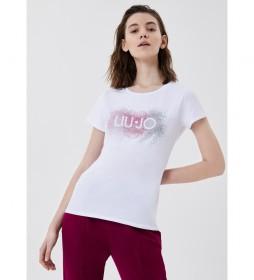 Camiseta TA1150 J5003 blanco