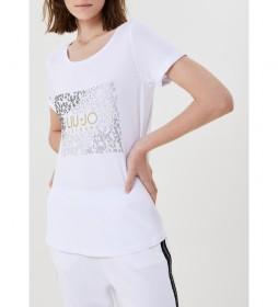 Camiseta TA1151 J7905 blanco