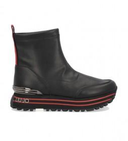 Zapatillas Maxi Wonder 10 Mid negro