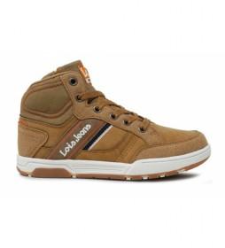 Botines 63083/43 marrón