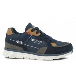 Zapatillas 63099/107 marino