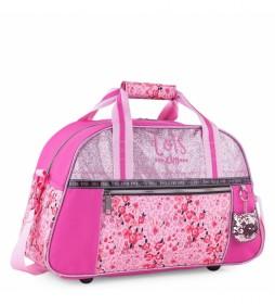 Bolsa Infantil de Deporte 131845 fucsia -45x28x20cm-