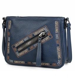 Bolso bandolera 304730 -26x21x8cm- azul