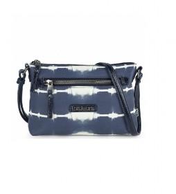 Bolso con Bandolera 310830 azul -24x16x6cm-