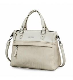 Bolso Shopping 303781 -28x23x15cm- beige
