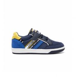 Zapatillas 63110 azul