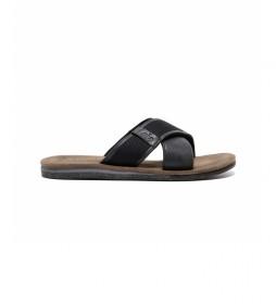 Sandalias 86061 negro