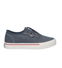 Zapatillas 6013 azul