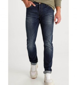 Jeans Bulling-Gandalf azul