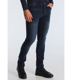 Jeans Bulling-Pompeya Repreve Denim azul marino