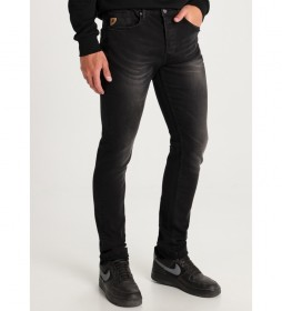 Jeans Bulling-Tokyo negro, gris