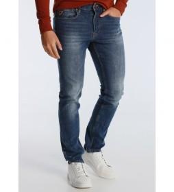 Pantalón jeans Ford-Lego azul denim