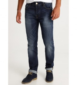 Jeans Marvin Comfort Slim- azul