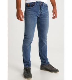 Jeans Marvin Comfort Slim azul