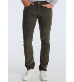 Pantalón Ly-Fuensalida verde