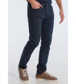 Jeans Marvin Slim Premium marino