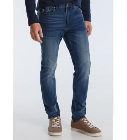 Jeans Marvin Slim Premium azul