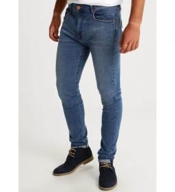Jeans Money-Zen azul