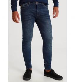 Jeans Morgan-Gable azul
