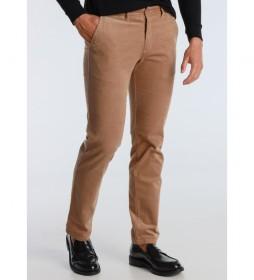 Pantalón Tetuan-Fuensalida marrón