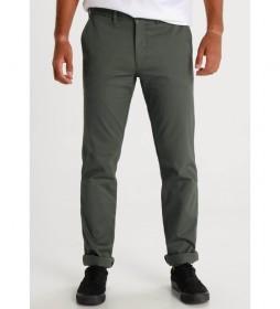 Pantalón Chino Tetuan-Greco verde