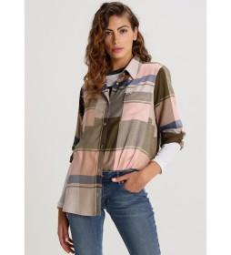 Camisa Bigay-Versalles Cuadros multicolor