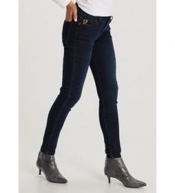 Jeans Coty Tob-Pompeya  Repreve azul marino