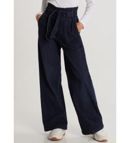 Pantalón Grease-Vitoria azul oscuro