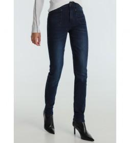 Jeans Jewell-Zennet azul marino