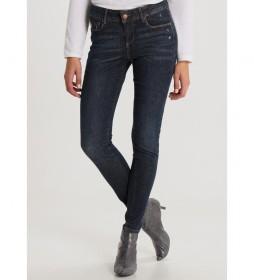 Jeans Lua Ankle-Minerva azul marino