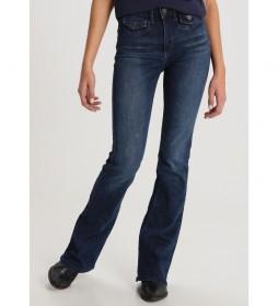 Jeans Mary-Zennet Medium  azul marino