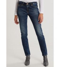 Jeans Seven-Legolas Denim marino