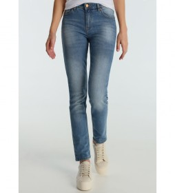 Jeans Seven-Legolas Denim azul