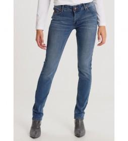 Jeans Slimmy-Zennet azul