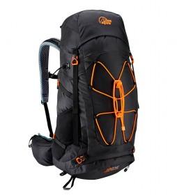 Lowe Alpine Mochila AirZone Camino Trek trekking/senderismo / negro 1.43kg / 30:40L / 67x30x28cm / Ripstop