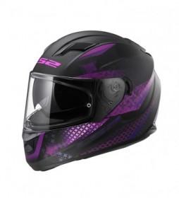 LS2 Helmets Integral helmet Stream Evo FF320 Ux Matt Black Pink