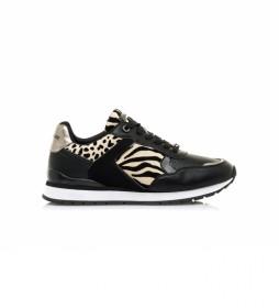 Zapatillas 63040 negro