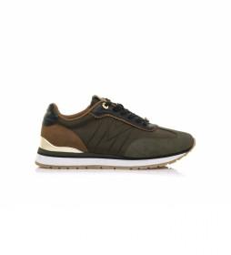 Zapatillas 63041 caqui